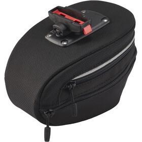 KlickFix Micro Sport 200 Expandable Sac porte-bagages, black